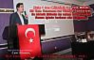 Başkanlığa Karşı Panelde konuşan Cem Dikmen...