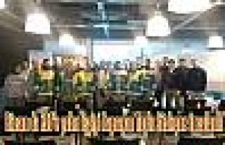 Biosun da 200'e yakın çalışanı kapsayan toplu...
