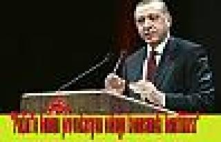 Cumhurbaşkanı Erdoğan, Rusya Büyükelçisi Andrey...