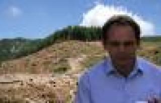 Ecevit Keleş Akçay Barajı nedeniyle köylülerin...