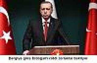 Economist: 2015'te Erdoğan'ı ciddi zorluklar bekliyor