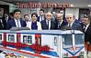 Eskişehir – Bilecik hattına Banlıyö tren seferleri...