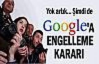Google ve YouTube'a