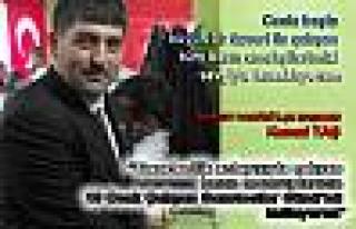 Kemal Taş: 'Çalışan Tüm Basın Emekçilerimizi...