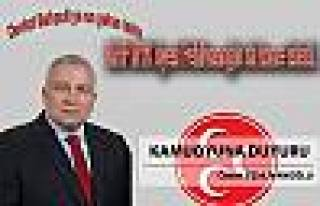 MHP MYK üyesi Özcan Pehlivanoğlu da 'Kongre'...