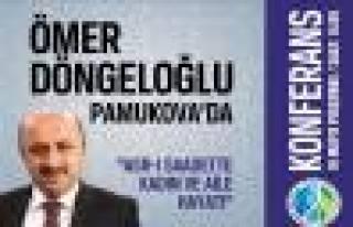 Ömer Döngeloğlu Perşembe günü Pamukova ya geliyor