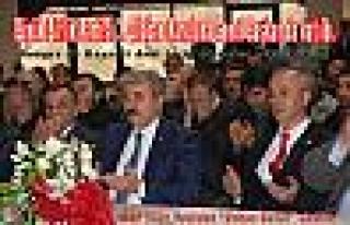 Pamukova BBP İlçe Kongresine Genel Başkan Destici...