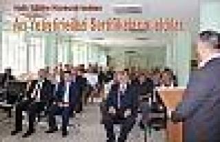 Pamukova da Kursa Katılan Başarılı Arı Yetiştiricilerine...