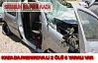 Samsun da kaza yapan Pamukovalı aileden 2 ölü 6...