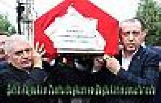 Şehit Kaymakamın Cenazesine Cumhurbaşkanı ve Başbakan...