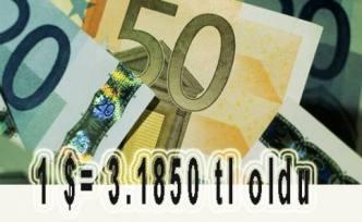 Dolar tarihi Rekor  Kırdı.