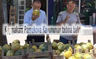 Kaymakam Pamukova Kavununa tam not verdi.