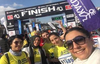 SEDAŞ Çalışanları İstanbul Maratonuna katıldılar