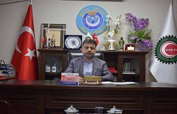 Hizmet-İş Şube Başkanı Gökdemir, 14 Mart Tıp Bayramını kutladı.