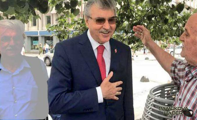 Ak Parti'nin Sakarya Büyükşehir adayı Ekrem Yüce