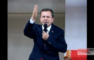 Ahmet Şen başkan gibi karşılandı